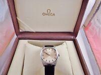 Omega Geneve Mens Watch ( Manual, Vintage )