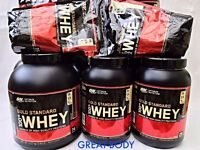 Optimum Nutrition 100% Whey Gold Standard - THE BEST WHEY PROTEIN !!!