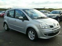 2010 Renault Grand Modus 1.2 petrol with only 49000 miles, motd may 2021