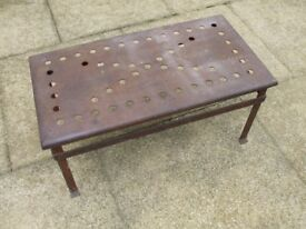 Collectable Vintage Metal Table
