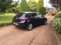Vauxhall Astra 2.0 CDTi 16v SE 5dr - Great condition - Spare set of winter tires