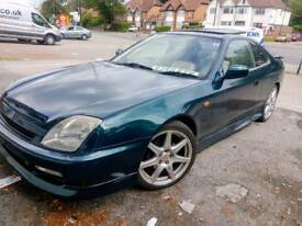 Honda Prelude 2.2 VTI, 5 Speed Manual, Rare, Mugen kit, Type R Alloys