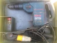 Bosch Drill / Breaker 110v GBH 4DFE