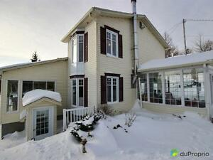 310 000$ - Maison à un étage et demi à vendre à Lac-Kénogam