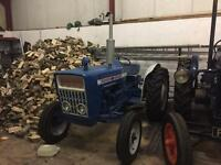 1987 Ford 2000 Vintage Tractor