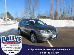 2015 Nissan Rogue S! AWD! EXT Warranty! Back-Up! ONLY 29K!