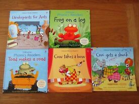 Usborne Phonics Readers, Children's Reading Books