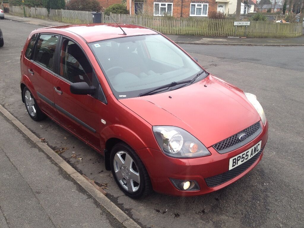 ford fiesta zetec 1242cc 2006 5dr red top spec in tyseley west midlands gumtree. Black Bedroom Furniture Sets. Home Design Ideas