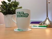 Macmillan @ Easterhouse needs volunteers to provide a listening ear to anyone affected by cancer