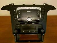 Ford Sony Mp3 With Code.