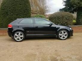 Audi a3 2.0l tdi sline 170bhp quattro