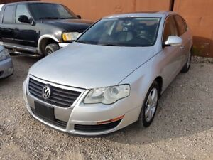 2007 Volkswagen Passat LTZ Crew Cab Fully Loaded
