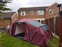Tent 8x birth