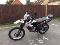 Yamaha WR125 R the best and fastest enduro, low mileage, excellent condition!
