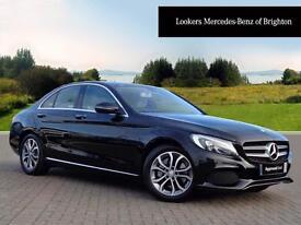 Mercedes-Benz C Class C250 D SPORT PREMIUM (black) 2016-06-13