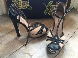 Brand New Miss Selfridge Heels (size 5)
