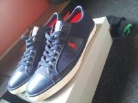 *NEW* Ralph Lauren shoes (blue&red) size 11
