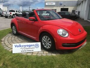 2014 Volkswagen Beetle Comfortline 1.8T 6sp at w/Tip
