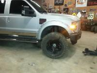 Rockstar rims for super duty