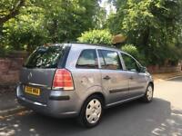 2006 Vauxhall Zafira 1.6 7 Seater 11 Months Mot Drive Away