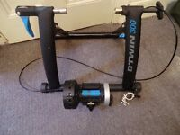 Btwin Turbo trainer, 7 resistance settings