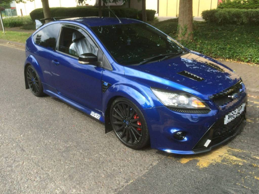 Cheap Old Cars >> Ford focus rs mk2 | in Stoke-on-Trent, Staffordshire | Gumtree