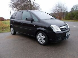 2010 59 VAUXHALL MERIVA 1.4 ACTIVE 5 DOOR