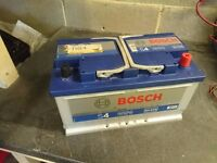 Bosch S4 010 740A 80Ah Battery AUDI BMW VW VOLVO CHRYSLER