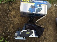 electric planer hardly
