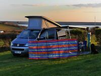VW T5 Campervan for hire
