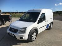 Ford transit conect 110t230 mwb 2011 trend in average condtion throughout