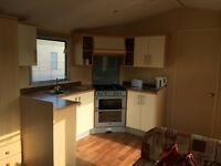 2009 willoughby savoy static caravan. Sleeps 8 with 3 rooms 1 bathroom with shower and separate wc