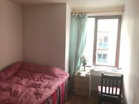 lovely and spacial double bedroom in city centre for 2 month short-term