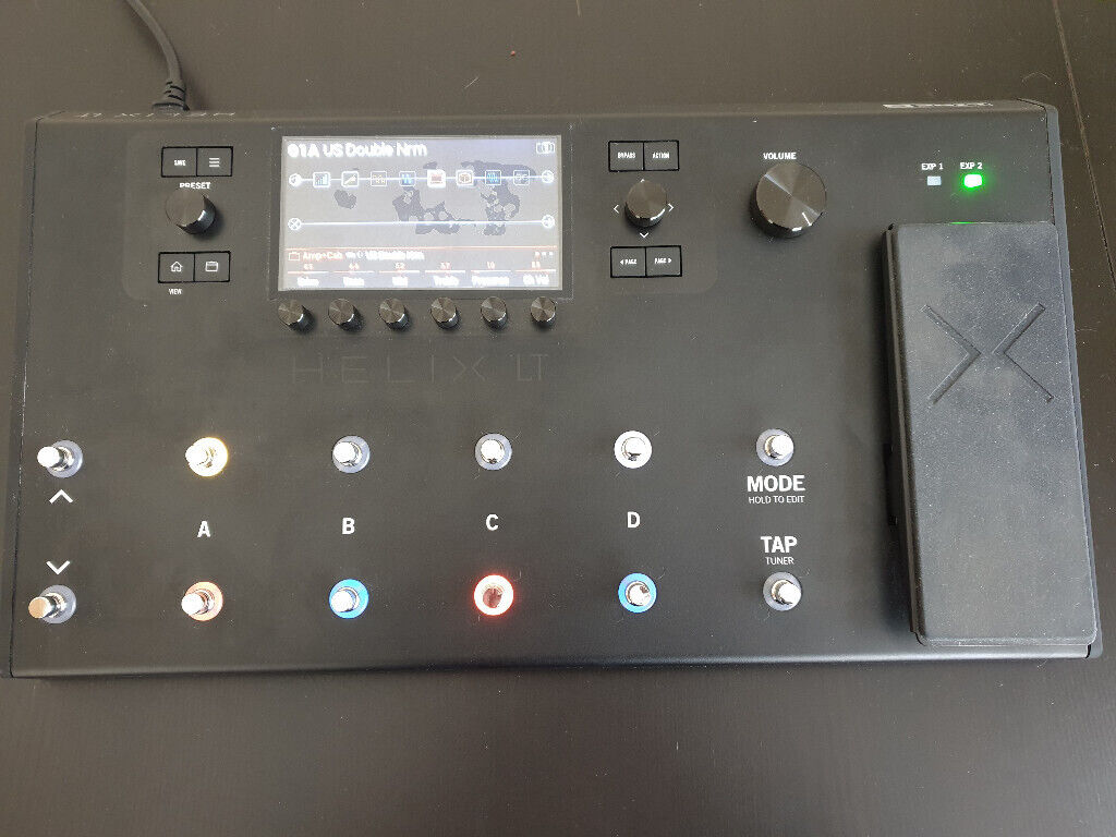 Line 6 Helix LT multi effects unit   in Dukinfield, Manchester   Gumtree