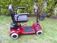 CAN DELIVER - RASCAL 4 ECO MOBILITY SCOOTER IN GREAT CONDITION