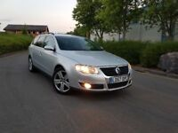 Volkswagen Passat 2.0 TDI Sport 5dr,6 speed gearbox,very good on MPG