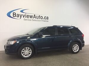 2014 Dodge JOURNEY SXT- 3.6L! ALLOYS! HITCH! U-CONNECT! CRUISE!