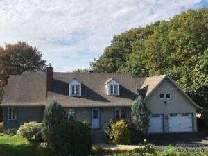 549 000$ - Maison à un étage et demi à vendre à Contrecoeur