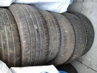 job lots of tyres and alloy wheele, toyota, vitara, shogun, ML ect by 13 14 15 16 17 and 18