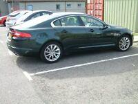 2013 Jaguar XF, Premium Luxury Saloon, 2.2D (200) Stop/Start.