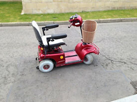 Shoprider sovereign 4mph mobility scooter spares or repair