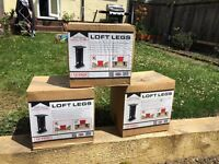 36 loft legs for insulating lofts