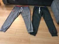 SUPERDRY Slimfit Sweatpants as new £10 each or £40 for all 5 Pairs
