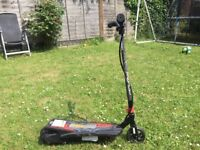 Electric scooter for sale with stand and charger