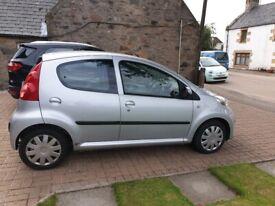 image for Peugeot, 107, Hatchback, 2008, Manual, 998 (cc), 5 doors