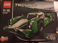 Lego Technic 24 Hours Race Car 42039 - Brand New / Sealed