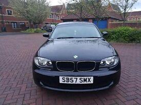 BMW 116i ,black 07