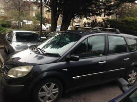 Renault Grand scenic 7 seater 2005