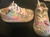 Girls infant size 5 trainers & ugg boots