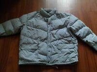 goose down heavy duty jacket - german -40C proof XL XXL